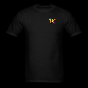 BURGER OG 1k LOGO - Men's T-Shirt
