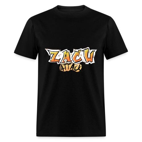 ZachAttack Classic (T-Shirt) - Men's T-Shirt