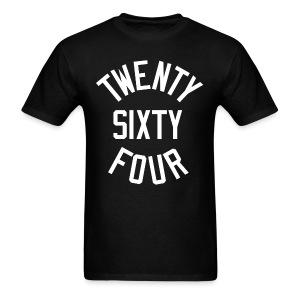 Twenty Sixty Four - Men's T-Shirt