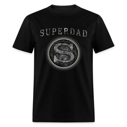 Father´s Day T-Shirt - Superdad - Men's T-Shirt