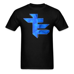 Simple LightningTE Logo - Men's T-Shirt