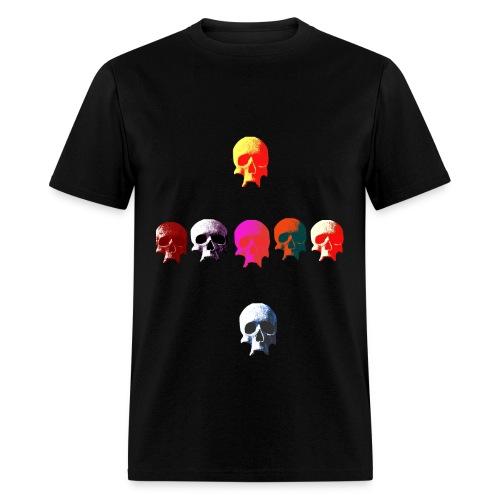 skull cross - Men's T-Shirt