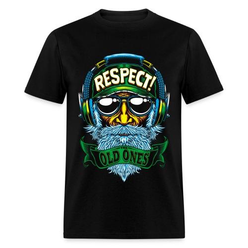 RESPECT - Men's T-Shirt