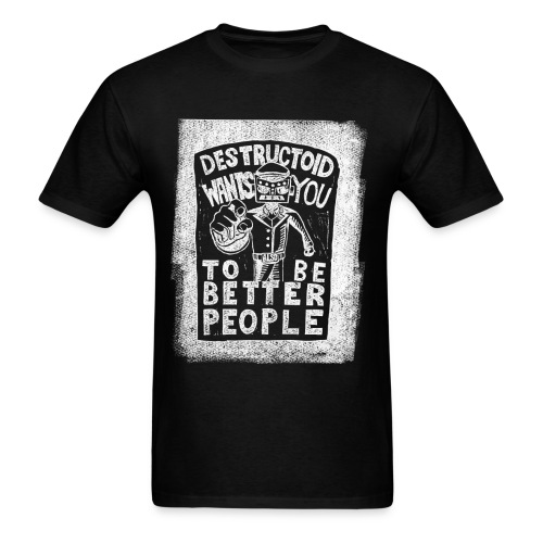 Be Inverted People - Men's T-Shirt