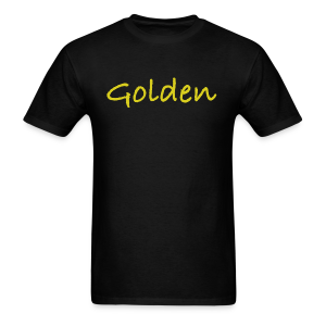 Golden Official - Men's T-Shirt