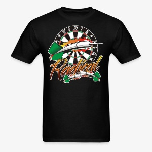 Radical Darts Shirt - Men's T-Shirt