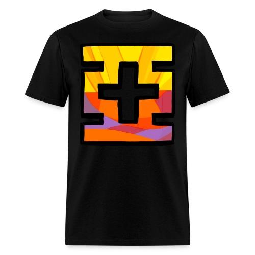 亞 - Men's T-Shirt