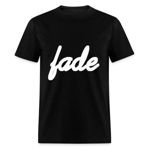 Fade Official Cursive - Men's T-Shirt