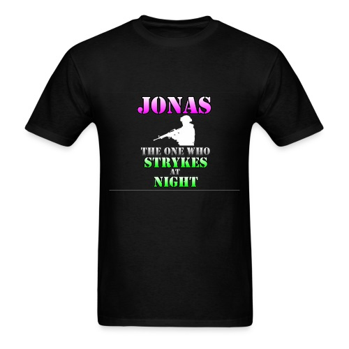 White Jonas - Men's T-Shirt