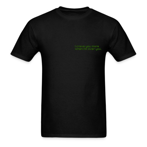 Another Chance Lyric - Men's T-Shirt