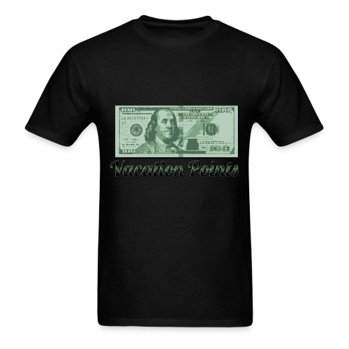 Vacation Points - Men's T-Shirt