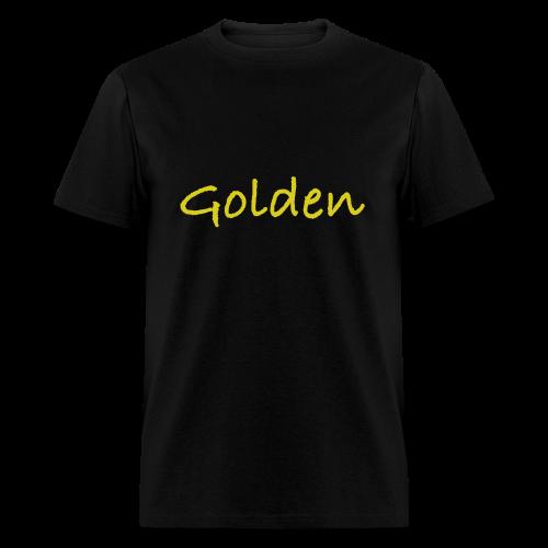 Golden Official - Men's T-Shirt