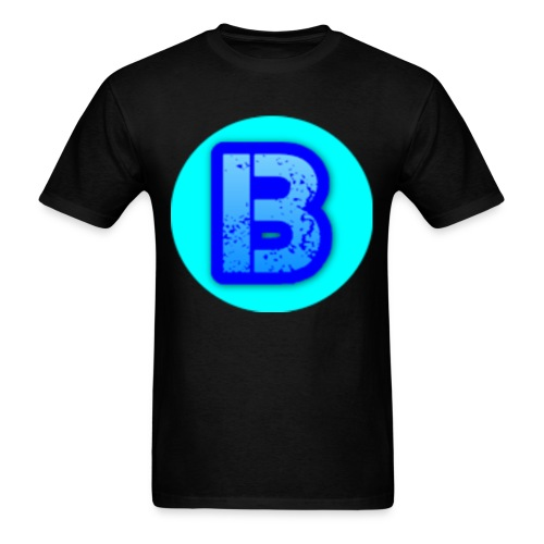 Bananza Logo - Men's T-Shirt