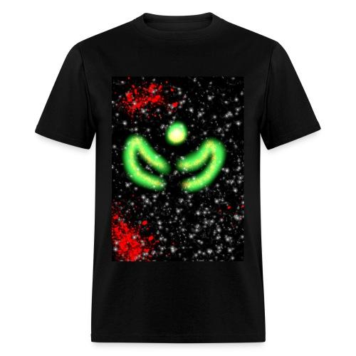 Bloodied Galaxy T-Shirt - Men's T-Shirt