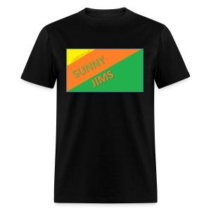 Sunny Jims YouTube Shirt Hoodie (Official) - Men's T-Shirt