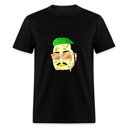 Monster Infested Face - Men's T-Shirt