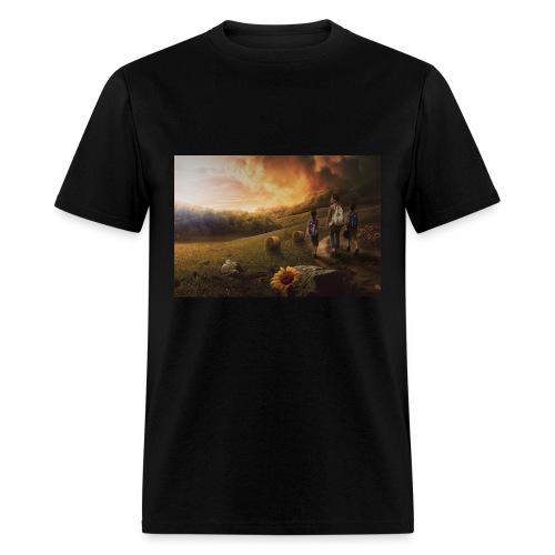 the journey - Men's T-Shirt