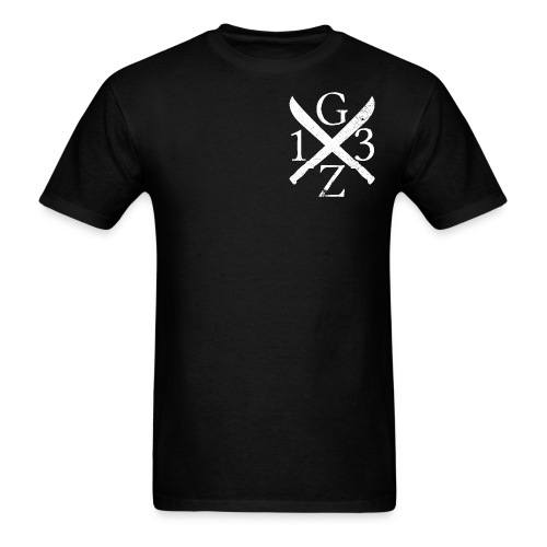 GZ13 Machete - Men's T-Shirt