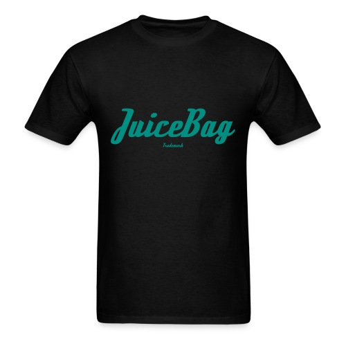 Juicebag Teal - Men's T-Shirt