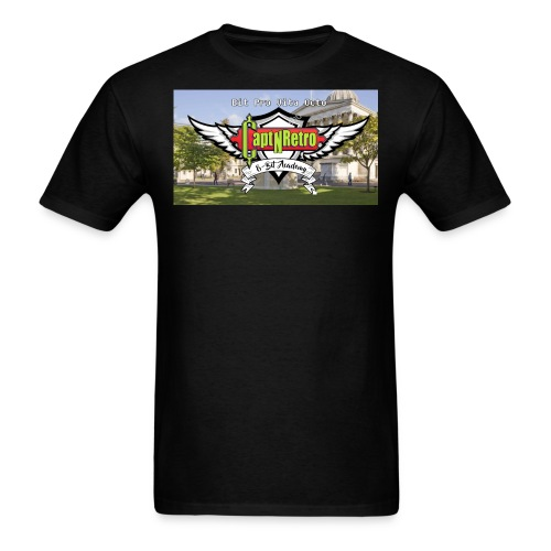 8 Bit Academy - Men's T-Shirt