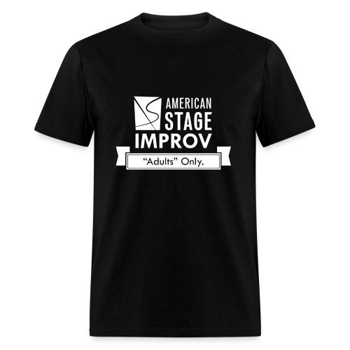American Stage Improv Logo - Men's T-Shirt