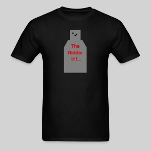 The riddle of... - Men's T-Shirt
