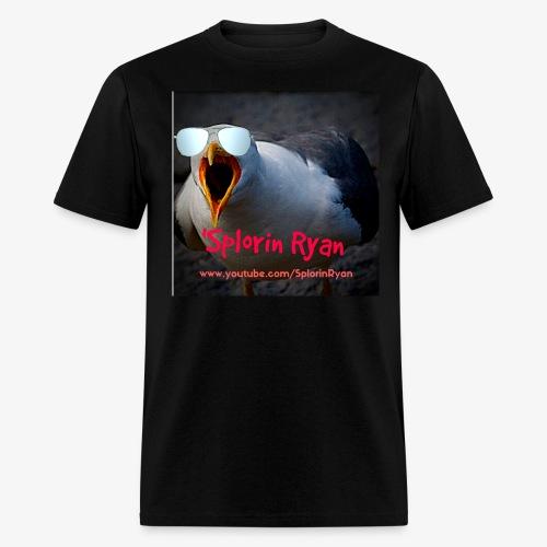 That Darn Seagull - Men's T-Shirt