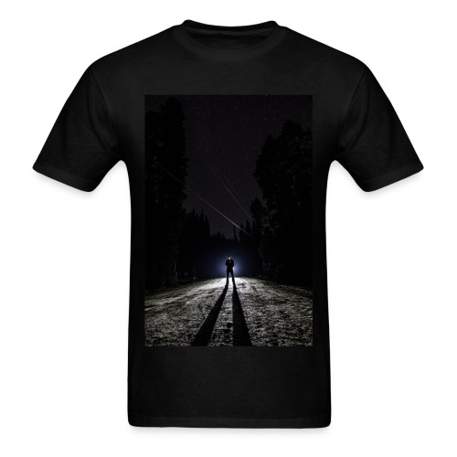 Printing t-shirt - Men's T-Shirt