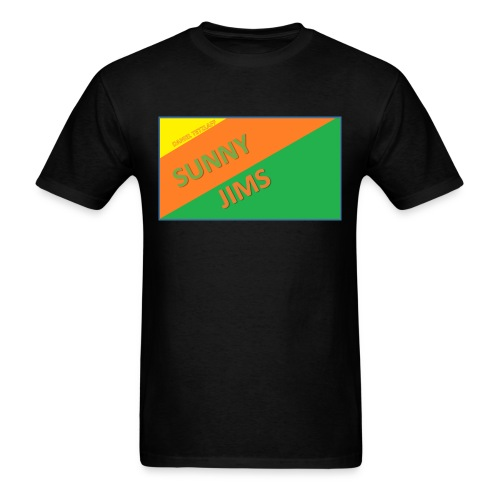 Sunny Jims YouTube Shirt Hoodie (Official) - Men's T-Shirt