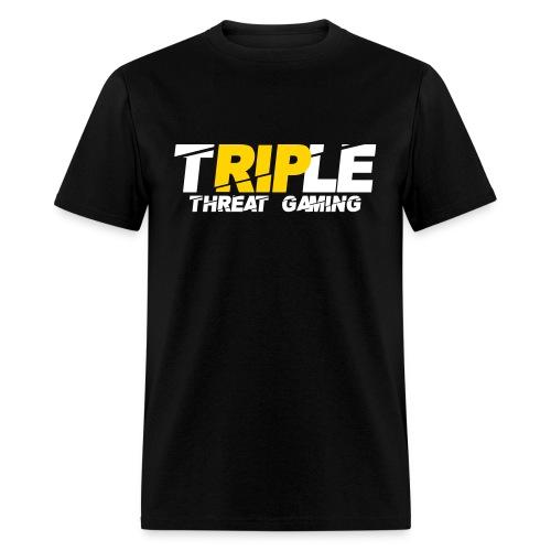 Triple Threat Gaming - Men's T-Shirt