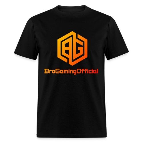BroGamingOfficial Merch 2 - Men's T-Shirt