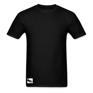 The boss can sit back and relax - Men's T-Shirt