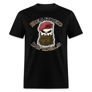 Bearded Infidels Tee - Men's T-Shirt