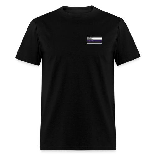 Blue Lives Matter - Men's T-Shirt
