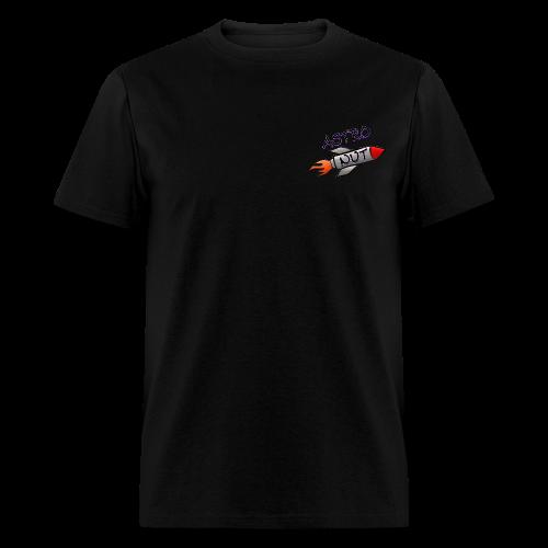Astro Ship - Men's T-Shirt