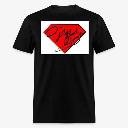 Dad you'r my favorite Super hero - Men's T-Shirt