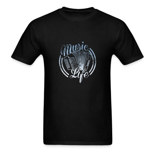 MusicLife1 - Men's T-Shirt