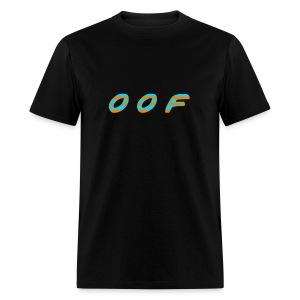 oof [orangejuice+toothpaste] - Men's T-Shirt