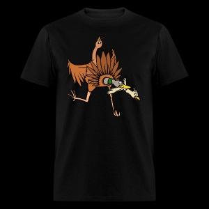 TURDUCKEN TIME! - Men's T-Shirt