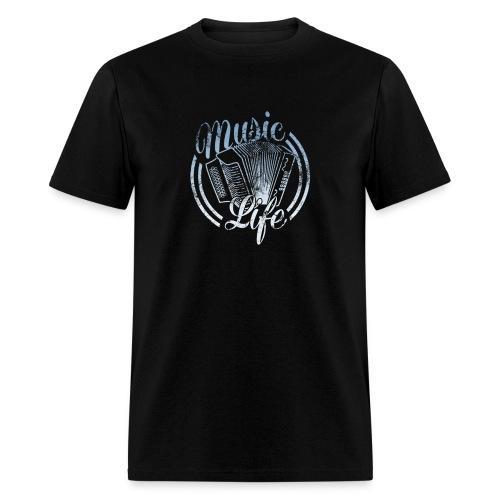 MusicLife1 - Men's T-Shirt