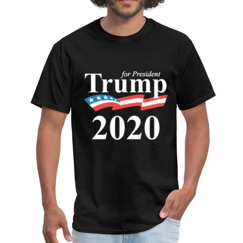 Trump for president 2020 - Men's T-Shirt