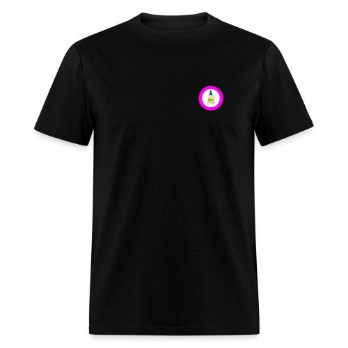 Glue logo - Men's T-Shirt