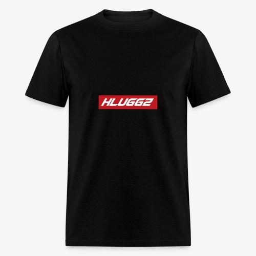 RED KLUGGZ BOX LOGO - Men's T-Shirt