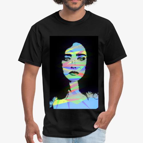 Crystal Color Girl - Men's T-Shirt