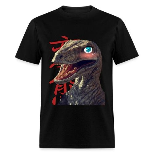 Kawaii Raptor - Men's T-Shirt