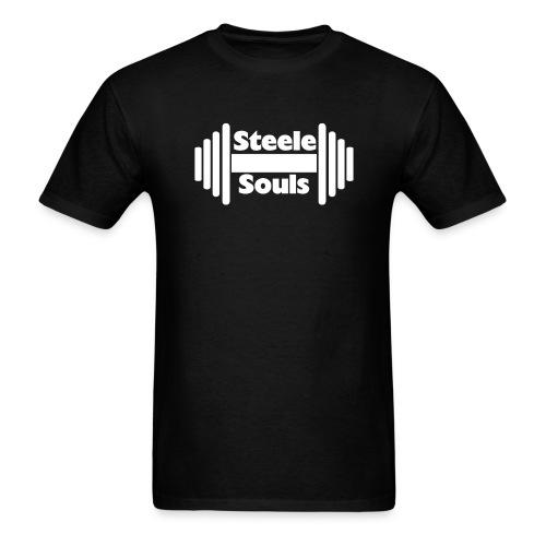 SteeleSouls | Classic Series White - Men's T-Shirt
