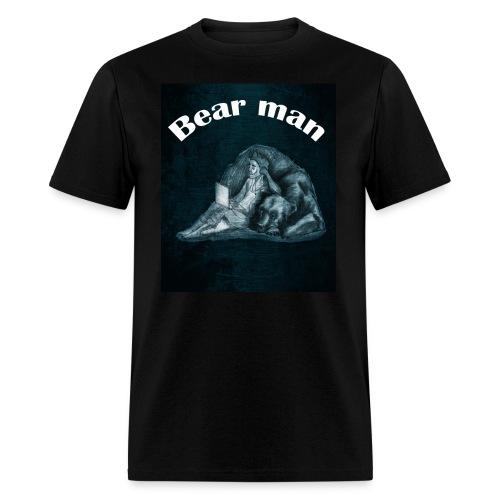 bear man - Men's T-Shirt