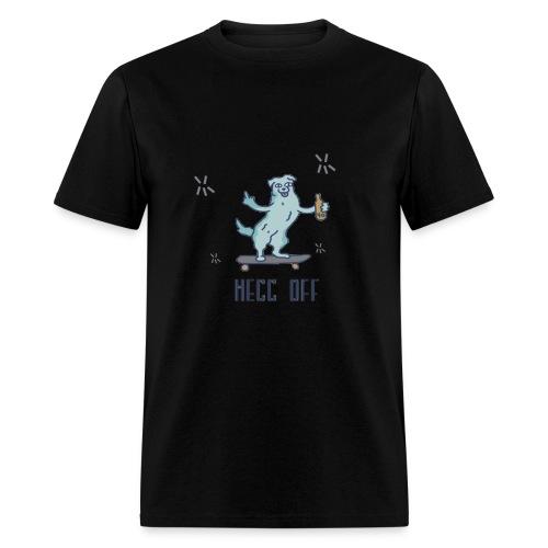Doggo- hecc off - Men's T-Shirt