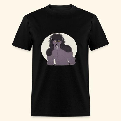 Werewolf TSHIRT Design - Men's T-Shirt