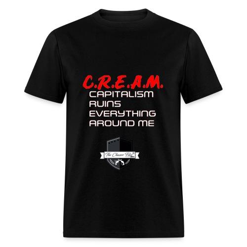 CREAM - Capitalism! - Men's T-Shirt
